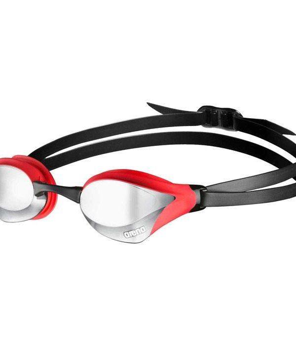 Cobra core silver red black